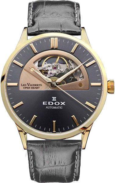 Мужские часы Edox 85014-37RGIR цена и фото