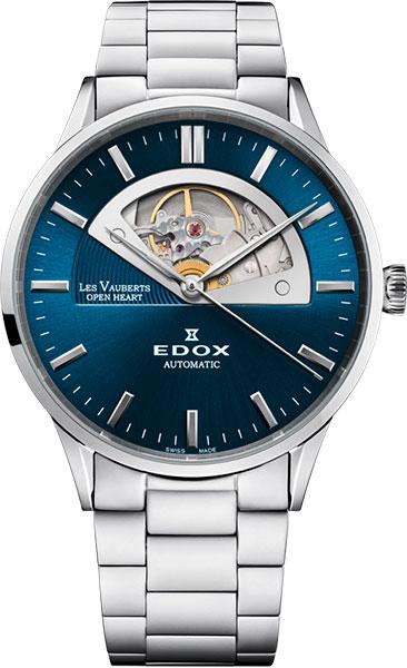 Мужские часы Edox 85014-3MBUIN цена и фото
