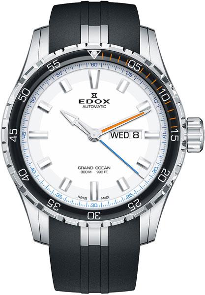 Мужские часы Edox 88002-3ORCAABUN edox 34002 3ain