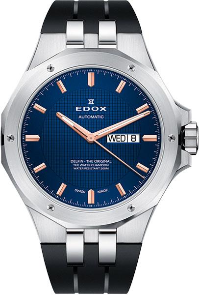 Мужские часы Edox 88005-3CABUIR edox classe royale 85007 357nnin