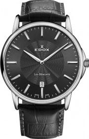 Мужские часы Edox 10229-357NRCANIR Мужские часы Oris 677-7619-41-54-set