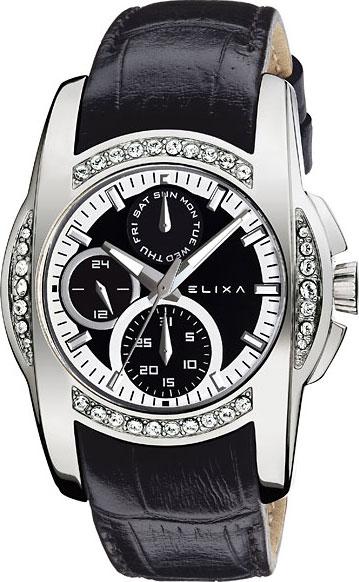 Фото - Женские часы Elixa E008-L025 бензиновая виброплита калибр бвп 13 5500в