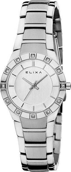 лучшая цена Женские часы Elixa E049-L151
