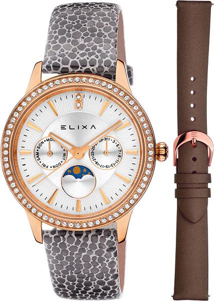 лучшая цена Женские часы Elixa E088-L333-K1