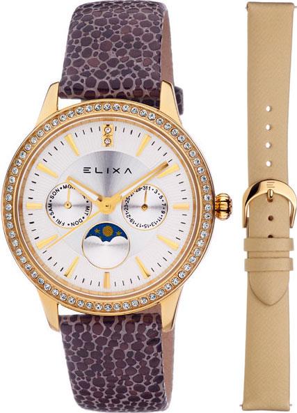 лучшая цена Женские часы Elixa E088-L334-K1