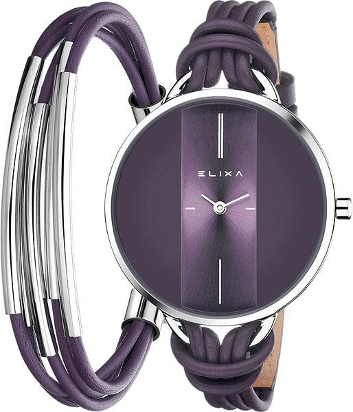 лучшая цена Женские часы Elixa E096-L369-K1
