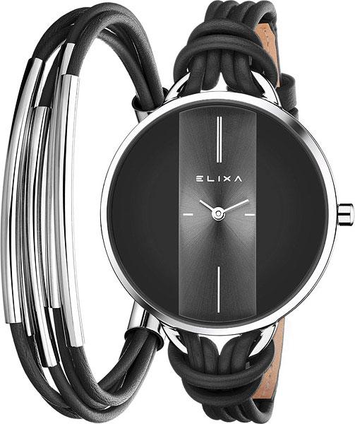 лучшая цена Женские часы Elixa E096-L372-K1