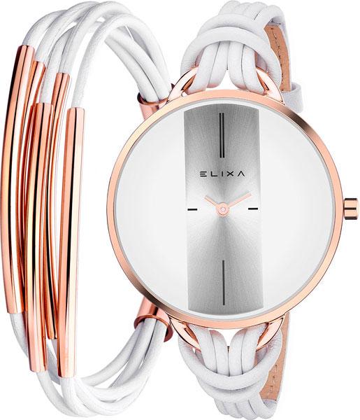 лучшая цена Женские часы Elixa E096-L373-K1