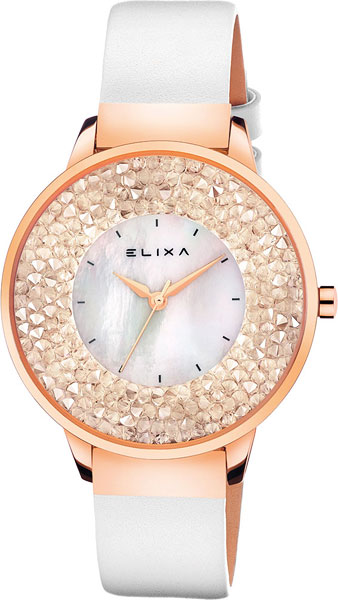 Женские часы Elixa E114-L463 игрушки для ванны росигрушка набор для купания по щучьему велению