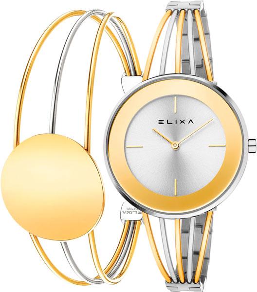 лучшая цена Женские часы Elixa E126-L521-K1