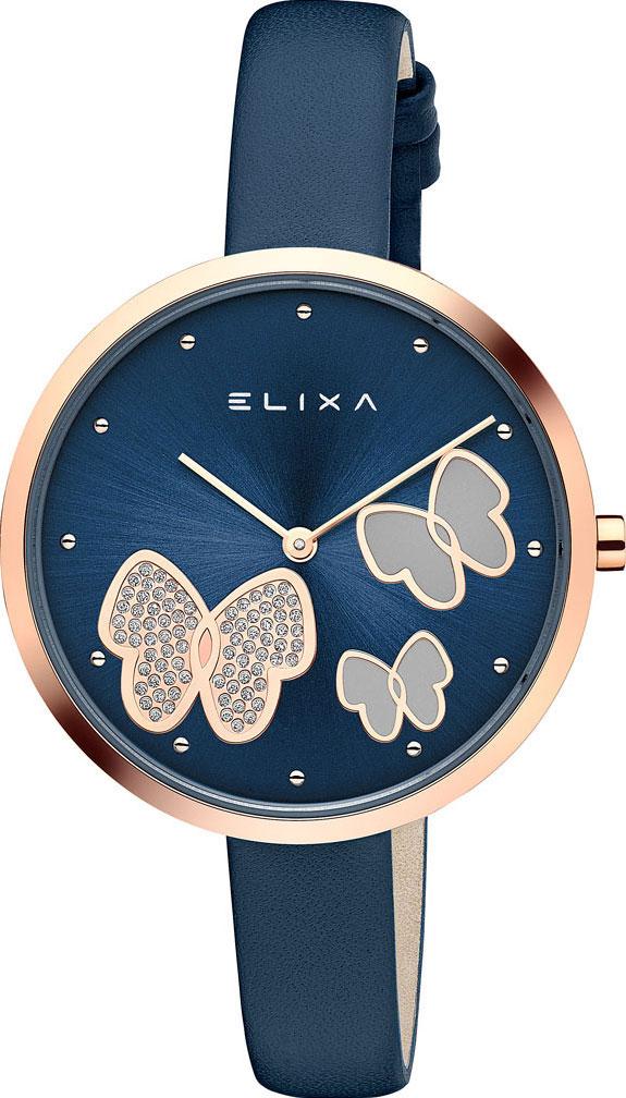 лучшая цена Женские часы Elixa E127-L599