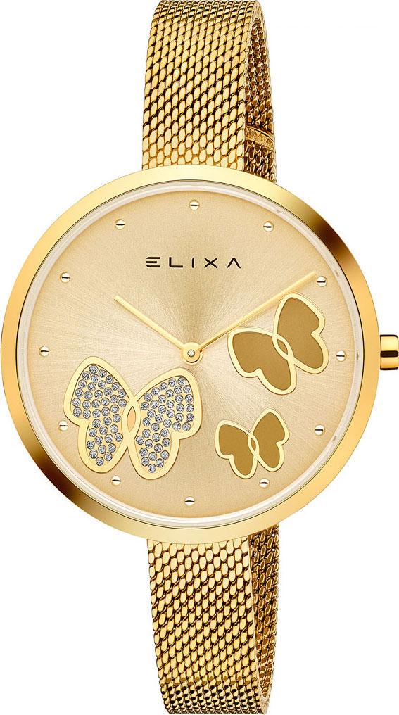 лучшая цена Женские часы Elixa E127-L602