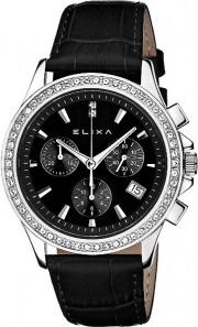 Женские часы Elixa E064-L199 Мужские часы Swiza WAT.0461.1004