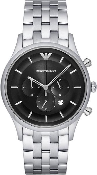 Мужские часы Emporio Armani AR11017 насос sks 1101 германияinjex t zoom пластик 2 е головки телескопич т образ ручка черный 0 11017