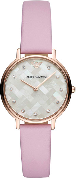 Женские часы в коллекции Kappa Женские часы Emporio Armani AR11130 фото
