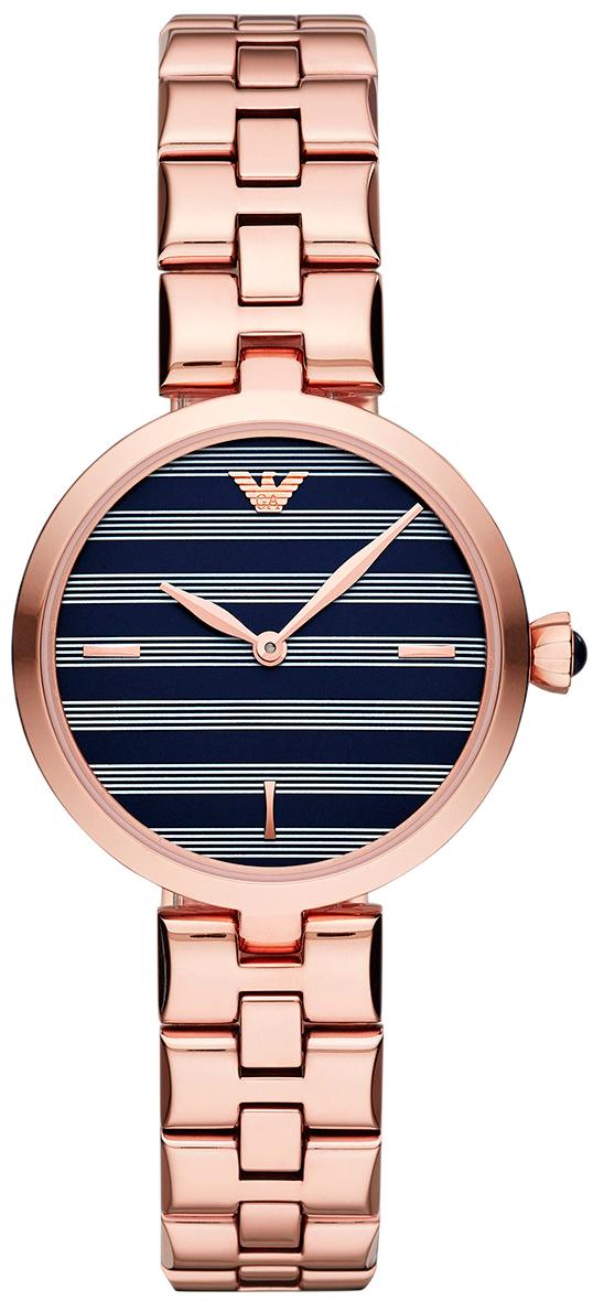 цена Женские часы Emporio Armani AR11220 онлайн в 2017 году