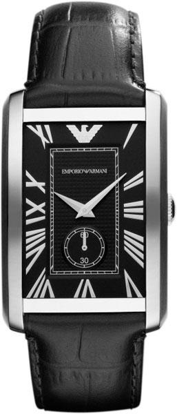 Мужские часы Emporio Armani AR1604 деловой костюм
