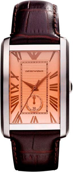 Мужские часы Emporio Armani AR1605 цена 2017