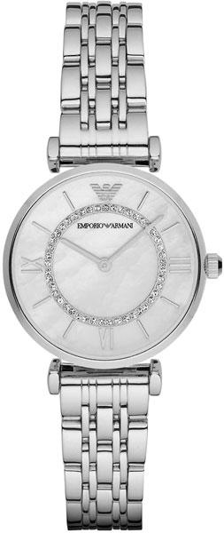 цена Женские часы Emporio Armani AR1908 онлайн в 2017 году