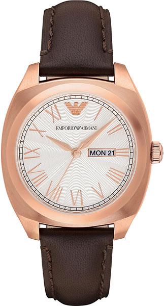 Мужские часы Emporio Armani AR1939 u7 2016 новая мода силиконовая и нержавеющая сталь браслет мужчины изделий 18k позолоченный браслеты