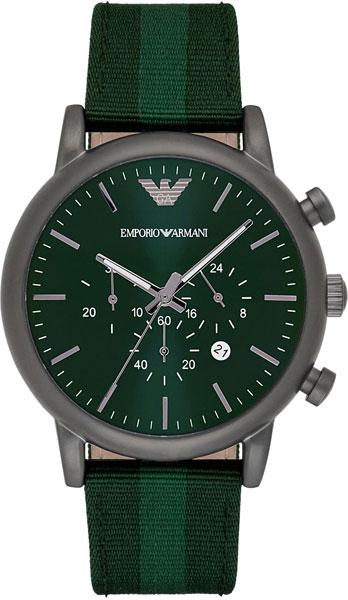 Мужские часы Emporio Armani AR1073 Мужские часы Armand Nicolet A424ANA-NR-G9660