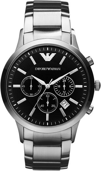 цена Мужские часы Emporio Armani AR2434 онлайн в 2017 году