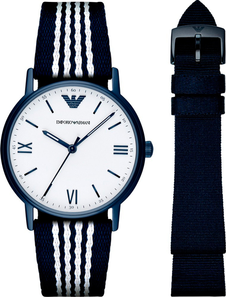 цена Мужские часы Emporio Armani AR80005 онлайн в 2017 году