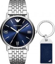 Мужские часы Emporio Armani AR80005 Женские часы Ника 0106.0.9.21A
