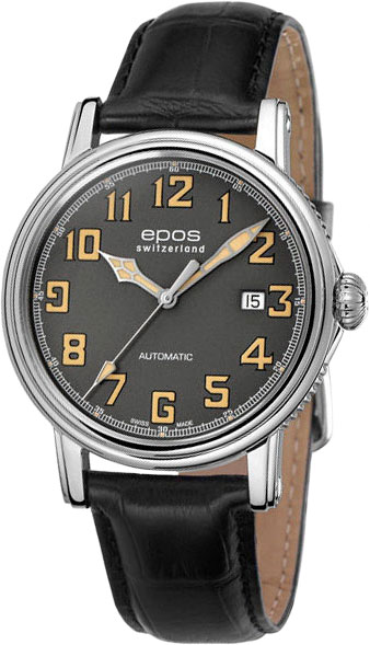Фото - Мужские часы Epos 3390.152.20.34.25 мужские часы epos 3401 132 20 58 25