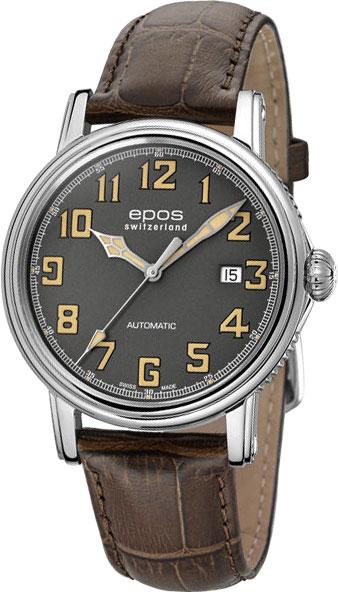 Мужские часы Epos 3390.152.20.34.27