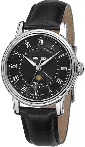 Мужские часы Epos 3391.832.20.25.25