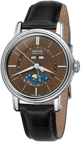 Мужские часы Epos 3391.832.20.57.25