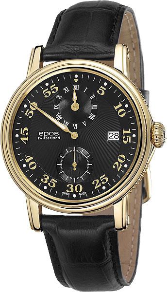 Мужские часы Epos 3392.858.22.35.25