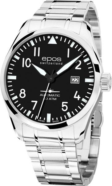 Мужские часы Epos 3401.132.20.35.30