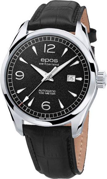 Фото - Мужские часы Epos 3401.132.20.55.25 мужские часы epos 3401 132 20 58 25