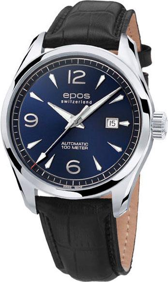 Фото - Мужские часы Epos 3401.132.20.56.25 мужские часы epos 3401 132 20 58 25