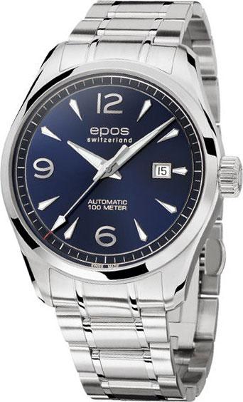 лучшая цена Мужские часы Epos 3401.132.20.56.30