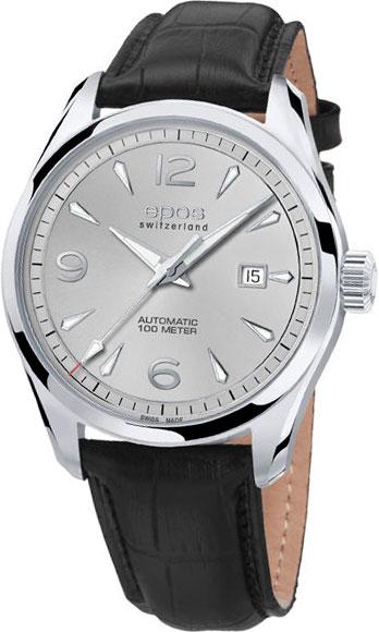 Фото - Мужские часы Epos 3401.132.20.58.25 мужские часы epos 3401 132 20 58 25