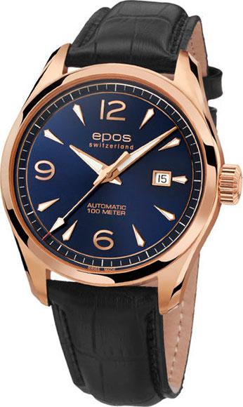 Швейцарские мужские часы в коллекции Passion Мужские часы Epos 3401.132.24.56.25 фото