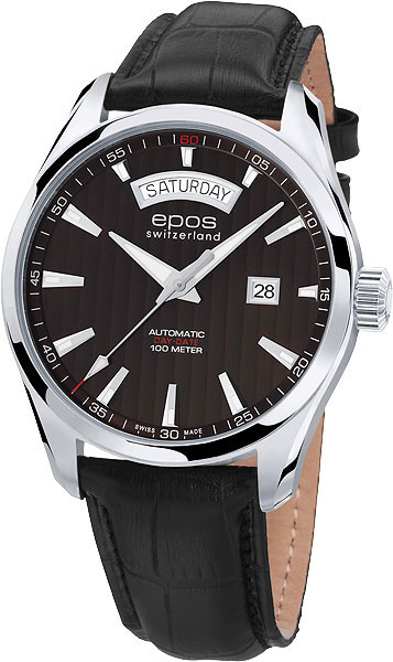 Мужские часы Epos 3402.142.20.15.25 qby 15 corrosion resistant double way pneumatic diaphragm pump 0 1m3 h