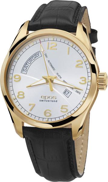 Швейцарские мужские часы в коллекции Passion Мужские часы Epos 3402.142.22.38.25 фото