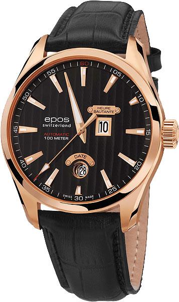 Мужские часы Epos 3405.672.24.15.25