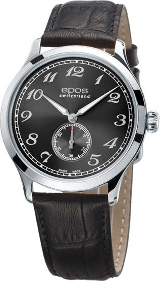 Фото - Мужские часы Epos 3408.208.20.34.15 мужские часы epos 3401 132 20 58 25