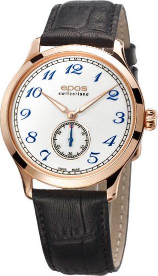 Мужские часы Epos 3408.208.24.30.15