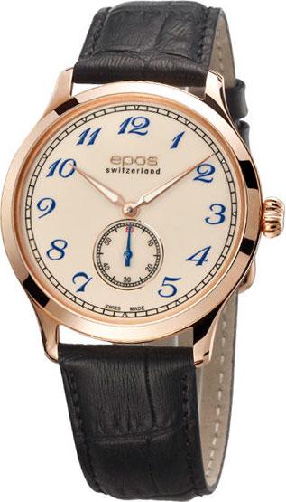 Швейцарские мужские часы в коллекции Originale Мужские часы Epos 3408.208.24.31.15 фото