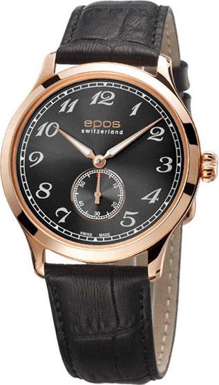 Фото - Мужские часы Epos 3408.208.24.34.15 мужские часы epos 3401 132 20 58 25