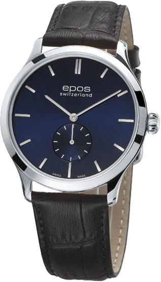 Мужские часы Epos 3408.208.20.16.15