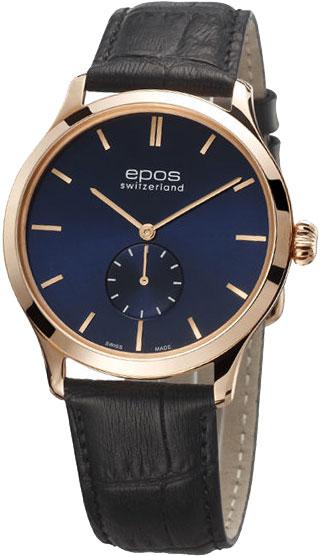Мужские часы Epos 3408.208.24.16.15