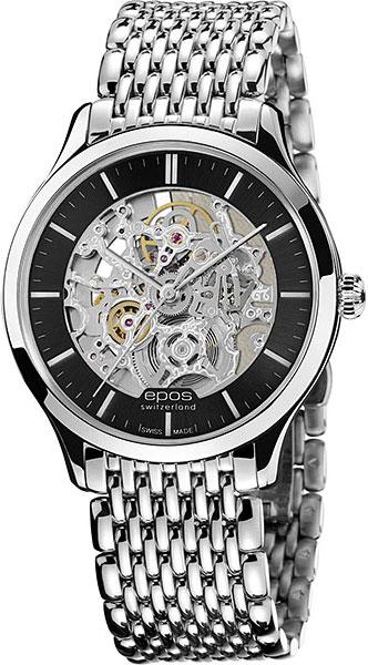 все цены на Мужские часы Epos 3420.155.20.14.30 онлайн