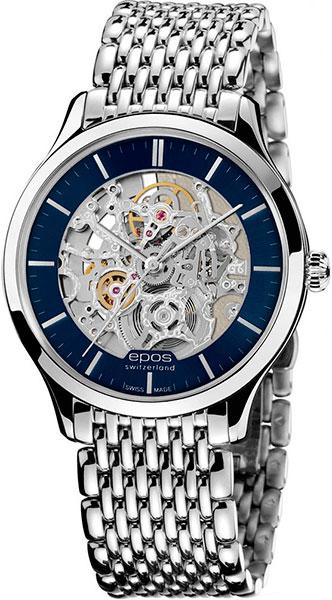 Мужские часы Epos 3420.155.20.16.30 цена